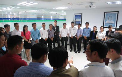 dao tao cengroup 7 409x258 Đào Tạo Inhouse cho Công Ty Cen Group