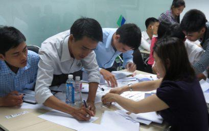 dao tao cengroup 9 409x258 Đào Tạo Inhouse cho Công Ty Cen Group