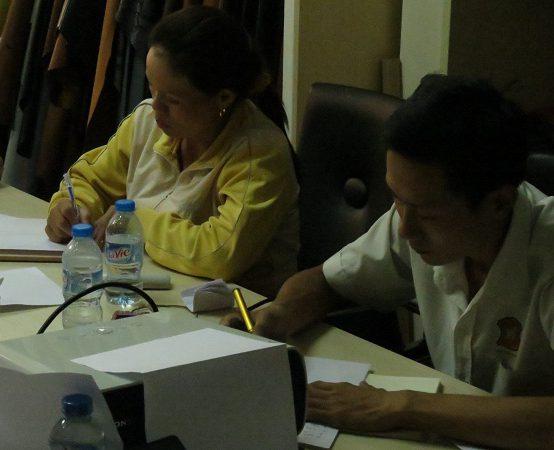 dao tao dayouhan 9 554x450 Đào Tạo Kỹ Năng Giao Tiếp và Làm Việc Nhóm Cho DAYOUHAN