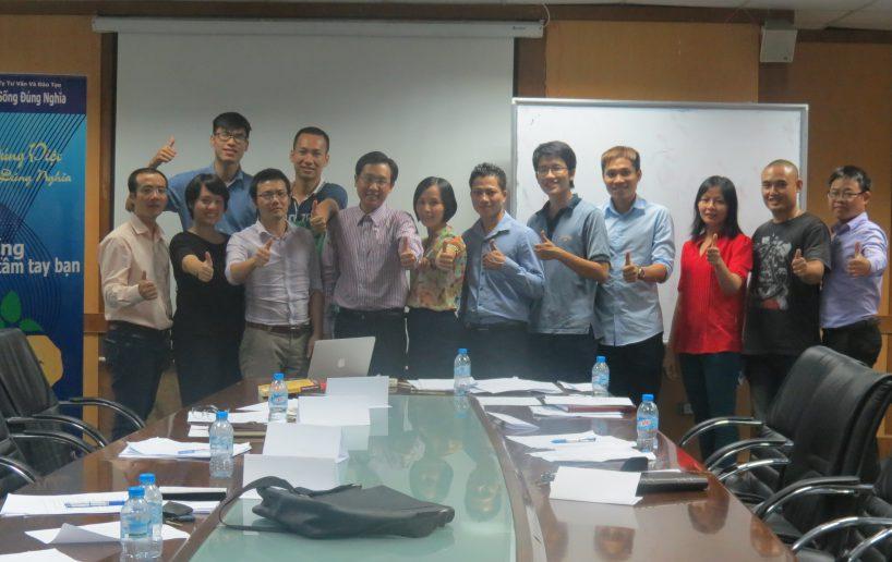 dao tao giao tiep va thuyet trinh tai hanoi thang09 15 818x516 Đào Tạo Public Tại Hà Nội Tháng 09: Kỹ năng giao tiếp và trình bày hiệu quả