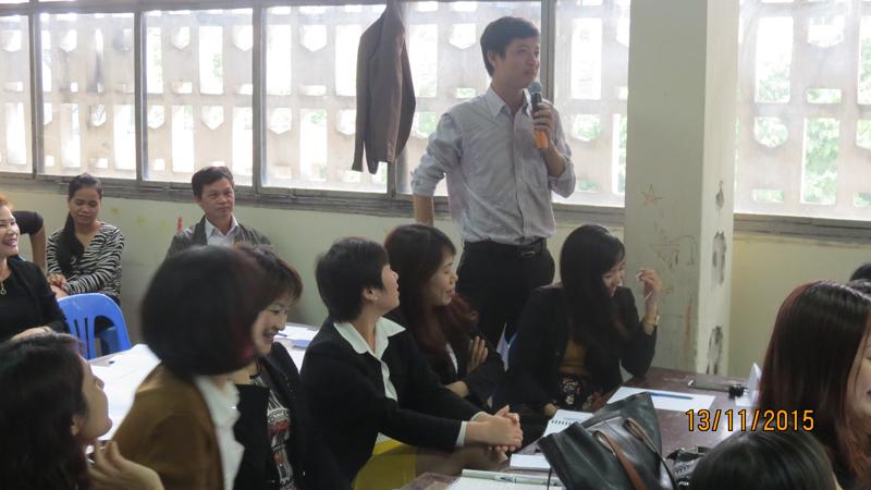 dao tao kyt nang mem cung thieu nhi 9 Đào tạo Kỹ năng mềm cho Cung Thiếu Nhi Hà Nội