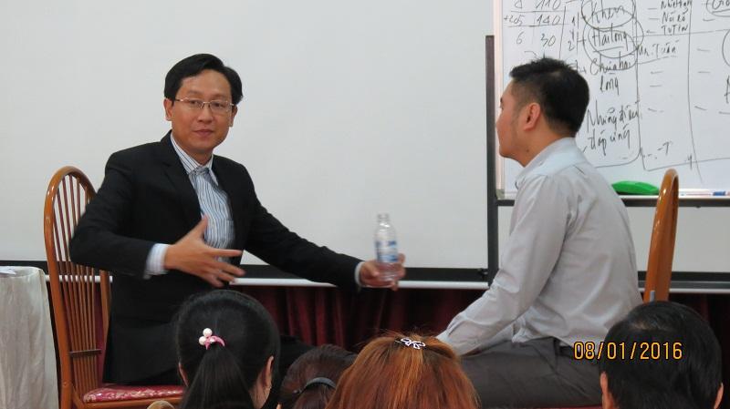 IMG 2953 Đào tạo Kỹ Năng Giao Tiếp Và Bán Hàng Chuyên Nghiệp cho Công ty Dược Sài Gòn