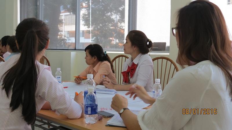IMG 2959 Đào tạo Kỹ Năng Giao Tiếp Và Bán Hàng Chuyên Nghiệp cho Công ty Dược Sài Gòn