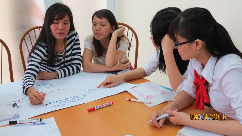 IMG 2968 Đào tạo Kỹ Năng Giao Tiếp Và Bán Hàng Chuyên Nghiệp cho Công ty Dược Sài Gòn
