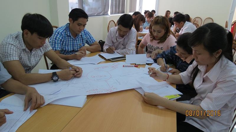 IMG 2982 Đào tạo Kỹ Năng Giao Tiếp Và Bán Hàng Chuyên Nghiệp cho Công ty Dược Sài Gòn