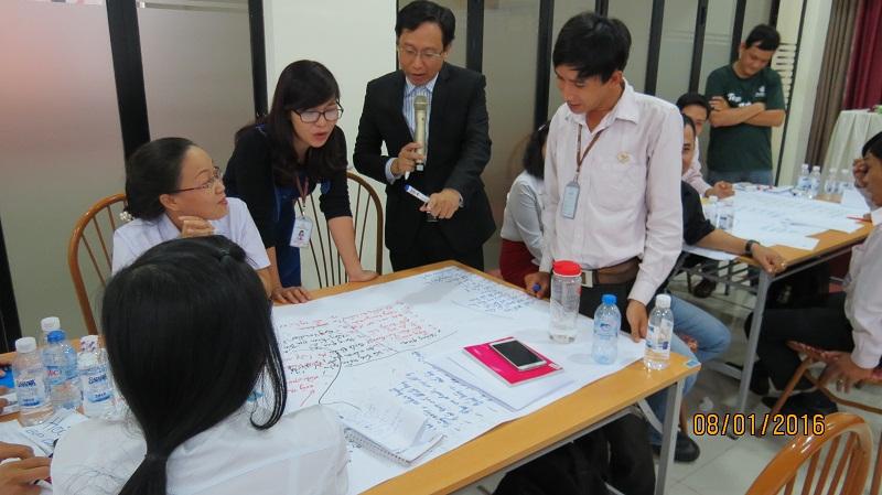 IMG 3093 Đào tạo Kỹ Năng Giao Tiếp Và Bán Hàng Chuyên Nghiệp cho Công ty Dược Sài Gòn