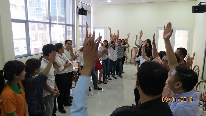 IMG 3357 Đào tạo Kỹ Năng Giao Tiếp Và Bán Hàng Chuyên Nghiệp cho Công ty Dược Sài Gòn