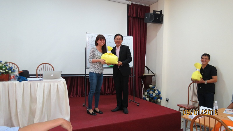 Đào tạo Kỹ Năng Giao Tiếp Và Bán Hàng Chuyên Nghiệp cho Công ty Dược Sài Gòn