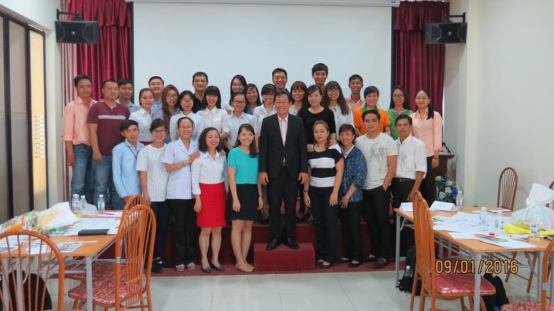 IMG 3448 Đào tạo Kỹ Năng Giao Tiếp Và Bán Hàng Chuyên Nghiệp cho Công ty Dược Sài Gòn