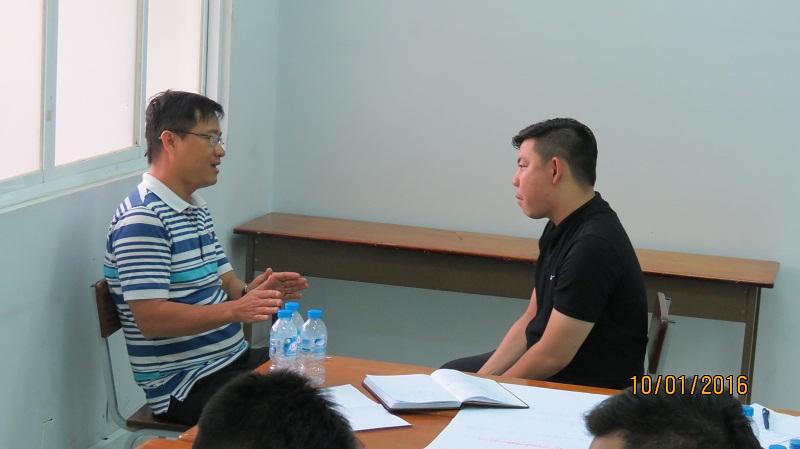 IMG 3459 Đào tạo Kỹ Năng Giao Tiếp Và Thuyết Trình Hiệu Quả cho học viên TP.HCM  tháng 01/2016