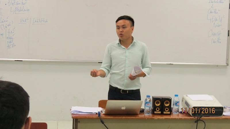 IMG 3472 Đào tạo Kỹ Năng Giao Tiếp Và Thuyết Trình Hiệu Quả cho học viên TP.HCM  tháng 01/2016