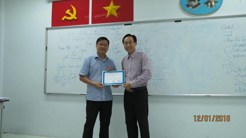 IMG 3494 Đào tạo Kỹ Năng Giao Tiếp Và Thuyết Trình Hiệu Quả cho học viên TP.HCM  tháng 01/2016