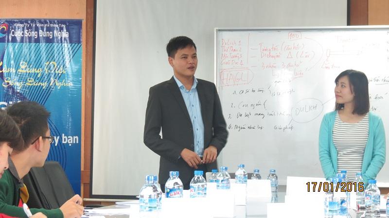 IMG 3610 Đào tạo Kỹ Năng Giao Tiếp Và Thuyết Trình Hiệu Quả cho học viên Hà Nội 01/2016