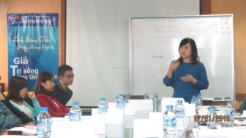 IMG 3627 Đào tạo Kỹ Năng Giao Tiếp Và Thuyết Trình Hiệu Quả cho học viên Hà Nội 01/2016
