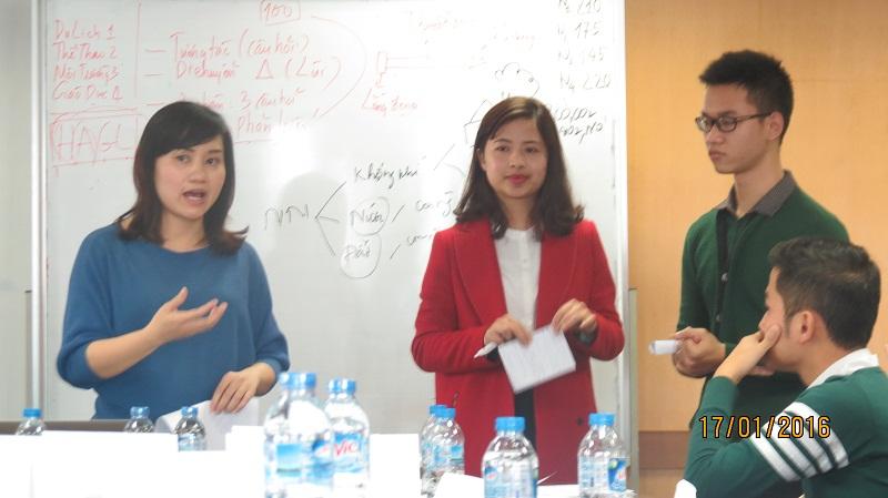 IMG 3649 Đào tạo Kỹ Năng Giao Tiếp Và Thuyết Trình Hiệu Quả cho học viên Hà Nội 01/2016