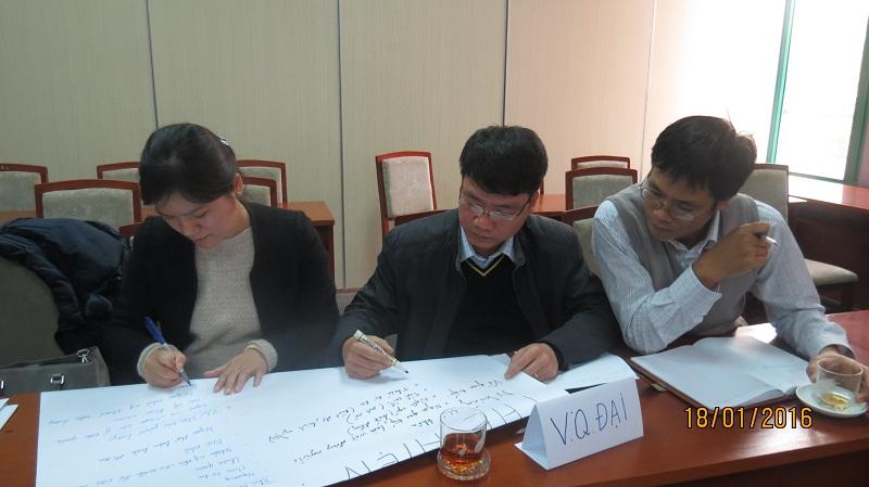 IMG 3762 Đào Tạo kỹ năng giao tiếp và làm việc  nhóm cho Cục Hàng Không Việt Nam