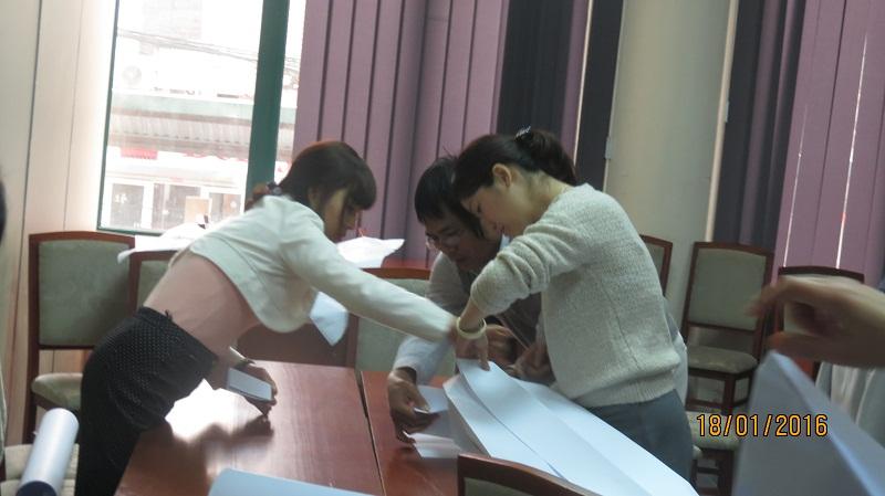 IMG 3796 Đào Tạo kỹ năng giao tiếp và làm việc  nhóm cho Cục Hàng Không Việt Nam
