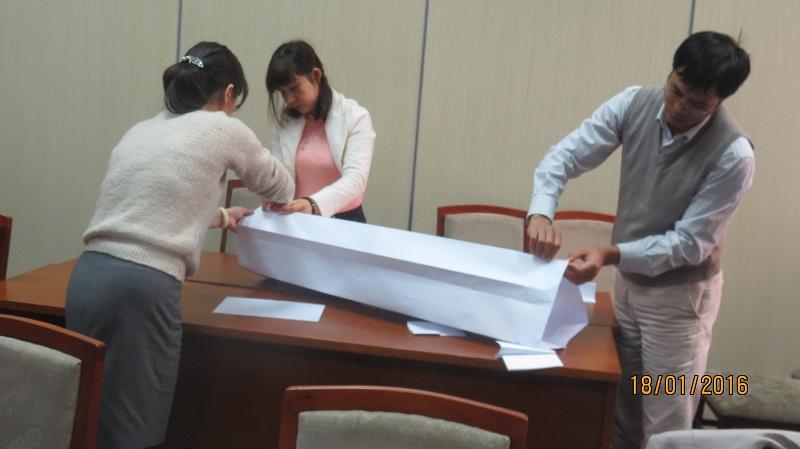 IMG 3832 Đào Tạo kỹ năng giao tiếp và làm việc  nhóm cho Cục Hàng Không Việt Nam