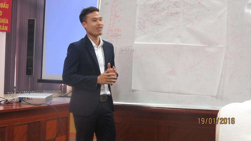 IMG 3968 Đào Tạo kỹ năng giao tiếp và làm việc  nhóm cho Cục Hàng Không Việt Nam