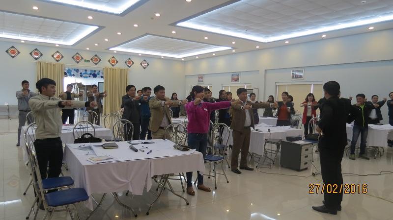 IMG 4792 Đào Tạo Bán Hàng Cho Đội  Ngũ Kinh Doanh Khối OTC Của Đài Bắc Group