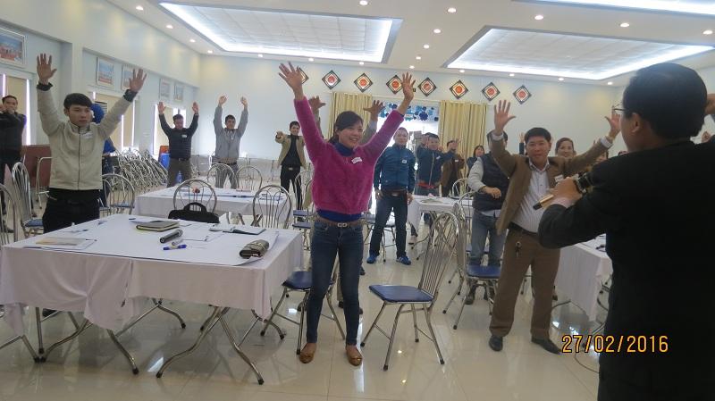 IMG 4799 Đào Tạo Bán Hàng Cho Đội  Ngũ Kinh Doanh Khối OTC Của Đài Bắc Group