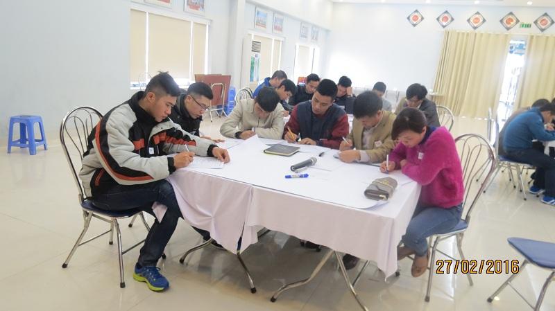 IMG 4805 Đào Tạo Bán Hàng Cho Đội  Ngũ Kinh Doanh Khối OTC Của Đài Bắc Group