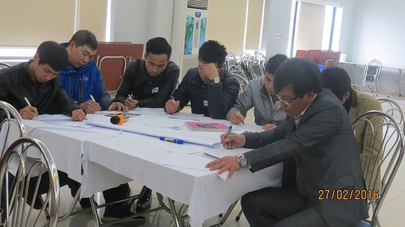 IMG 4807 Đào Tạo Bán Hàng Cho Đội  Ngũ Kinh Doanh Khối OTC Của Đài Bắc Group