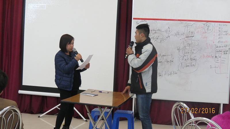 IMG 4811 Đào Tạo Bán Hàng Cho Đội  Ngũ Kinh Doanh Khối OTC Của Đài Bắc Group