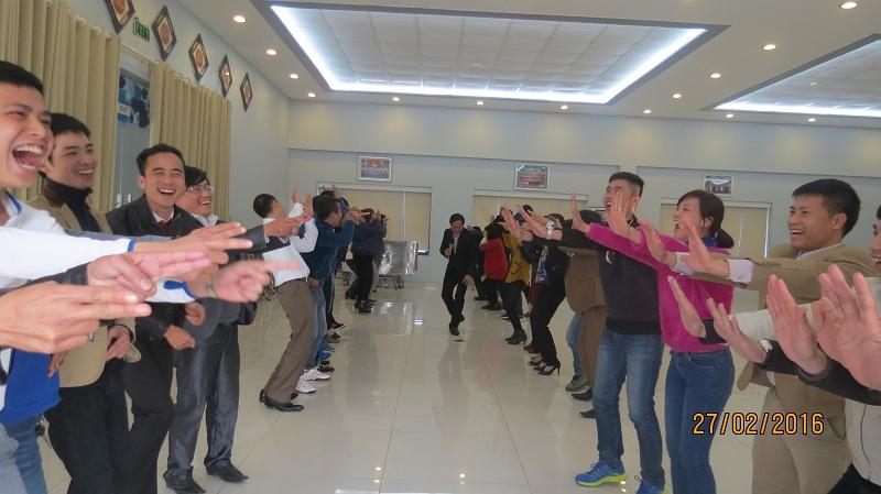 IMG 4824 Đào Tạo Bán Hàng Cho Đội  Ngũ Kinh Doanh Khối OTC Của Đài Bắc Group