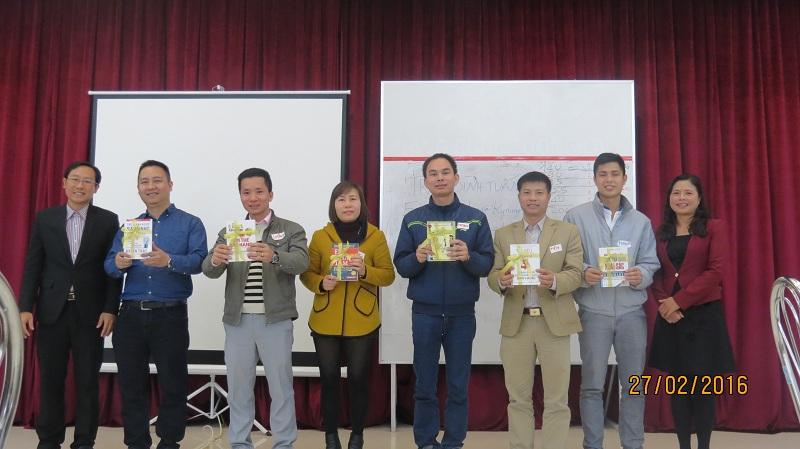 IMG 4833 Đào Tạo Bán Hàng Cho Đội  Ngũ Kinh Doanh Khối OTC Của Đài Bắc Group