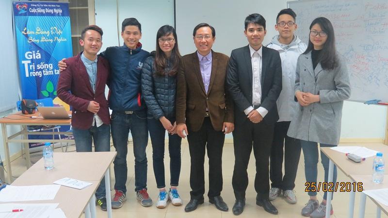 Đào Tạo Kỹ Năng Giao Tiếp Và Trình Bày Public Hà Nội 22-02-2016