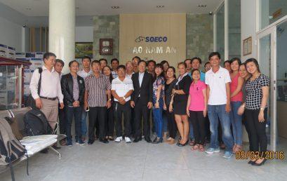 Đào Tạo Kỹ Năng Bán Hàng Chuyên Nghiệp Cho Sao An Nam Group