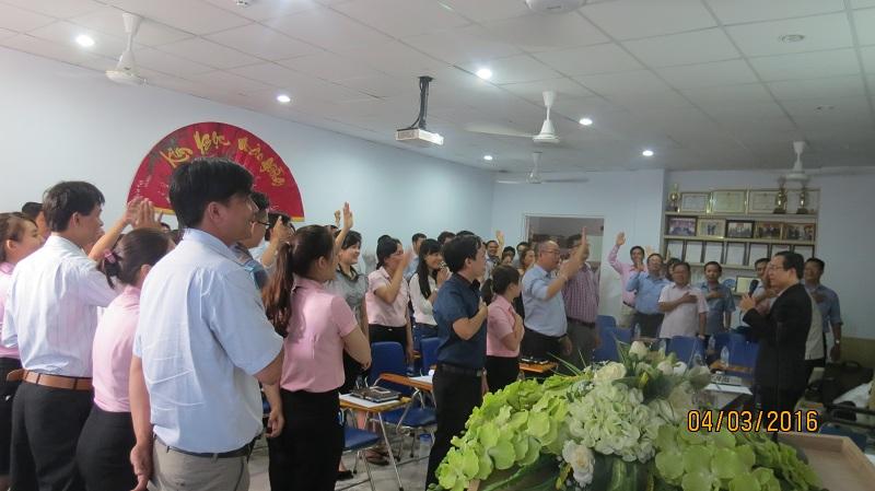 dao tao ban hang cho cong ty sao annam 2 Đào Tạo Kỹ Năng Bán Hàng Chuyên Nghiệp Cho Sao An Nam Group