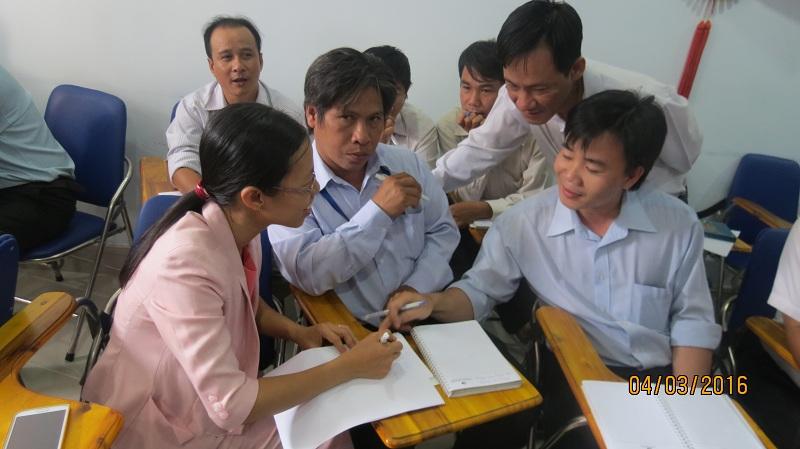dao tao ban hang cho cong ty sao annam 7 Đào Tạo Kỹ Năng Bán Hàng Chuyên Nghiệp Cho Sao An Nam Group