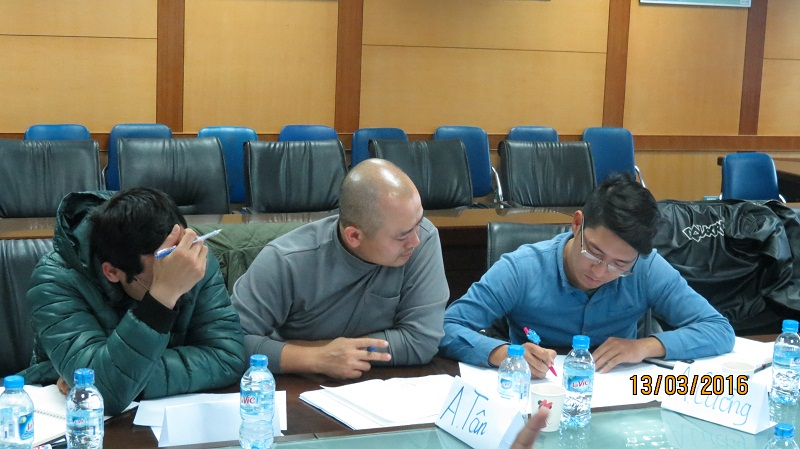 dao tao ban hang va cham soc khach hang tai ha noi thang03 11 Đào tạo kỹ năng bán hàng và chăm sóc khách hàng khóa tháng 03 2016 tại Hà Nội