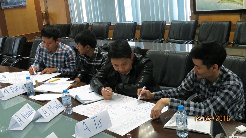 dao tao ban hang va cham soc khach hang tai ha noi thang03 5 Đào tạo kỹ năng bán hàng và chăm sóc khách hàng khóa tháng 03 2016 tại Hà Nội