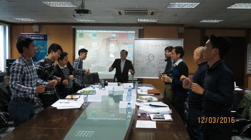 dao tao ban hang va cham soc khach hang tai ha noi thang03 7 Đào tạo kỹ năng bán hàng và chăm sóc khách hàng khóa tháng 03 2016 tại Hà Nội