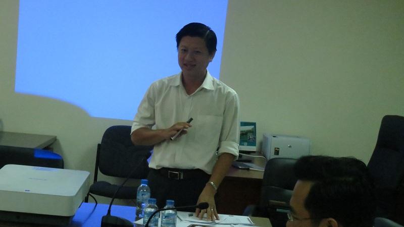 dao tao cho evn itc 1 Đào Tạo Kỹ Năng Huấn Luyện Nhân Viên Cho Lãnh Đạo EVN ICT