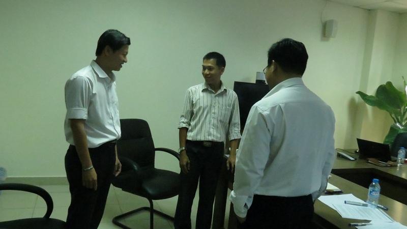 dao tao cho evn itc 11 Đào Tạo Kỹ Năng Huấn Luyện Nhân Viên Cho Lãnh Đạo EVN ICT