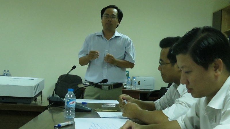 dao tao cho evn itc 15 Đào Tạo Kỹ Năng Huấn Luyện Nhân Viên Cho Lãnh Đạo EVN ICT