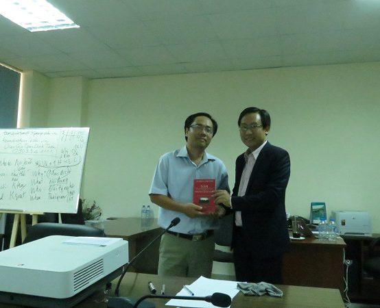 Đào Tạo Kỹ Năng Huấn Luyện Nhân Viên Cho Lãnh Đạo EVN-ICT