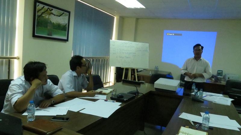 dao tao cho evn itc 2 Đào Tạo Kỹ Năng Huấn Luyện Nhân Viên Cho Lãnh Đạo EVN ICT