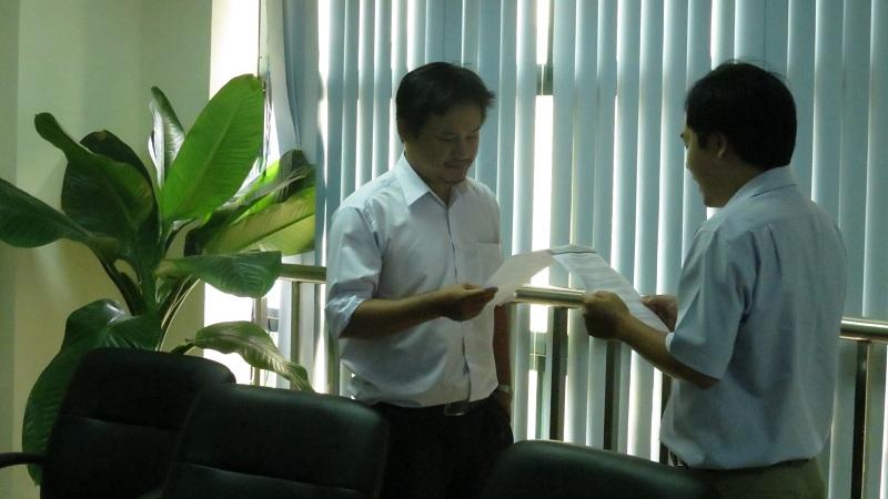 dao tao cho evn itc 8 Đào Tạo Kỹ Năng Huấn Luyện Nhân Viên Cho Lãnh Đạo EVN ICT