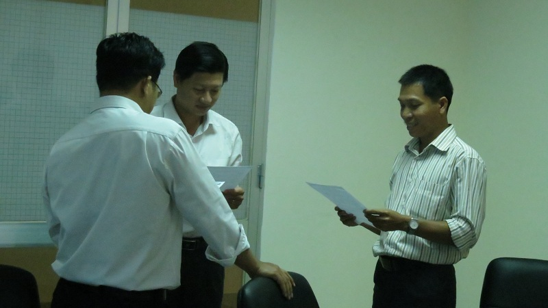 dao tao cho evn itc 9 Đào Tạo Kỹ Năng Huấn Luyện Nhân Viên Cho Lãnh Đạo EVN ICT