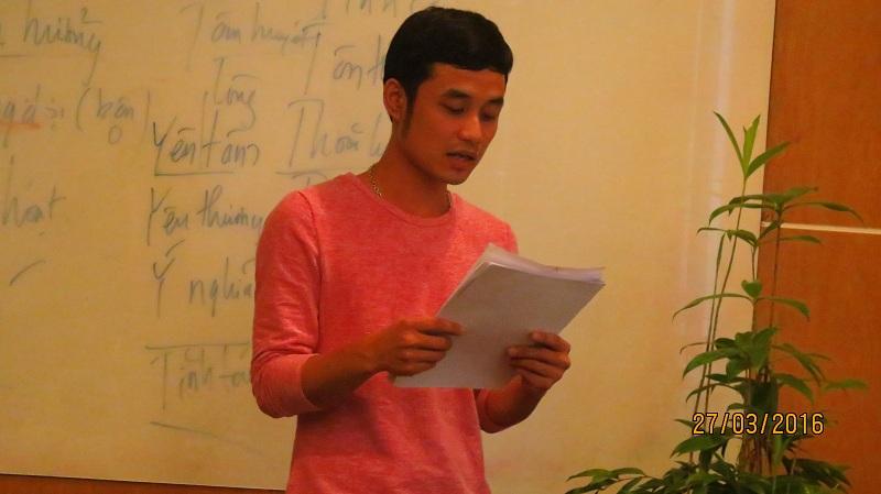 dao tao ky nang giao tiep qua dien thoai cho NamViet 6 Đào Tạo Kỹ Năng giao Tiếp Qua Điện Thoại cho Công ty Nam Việt