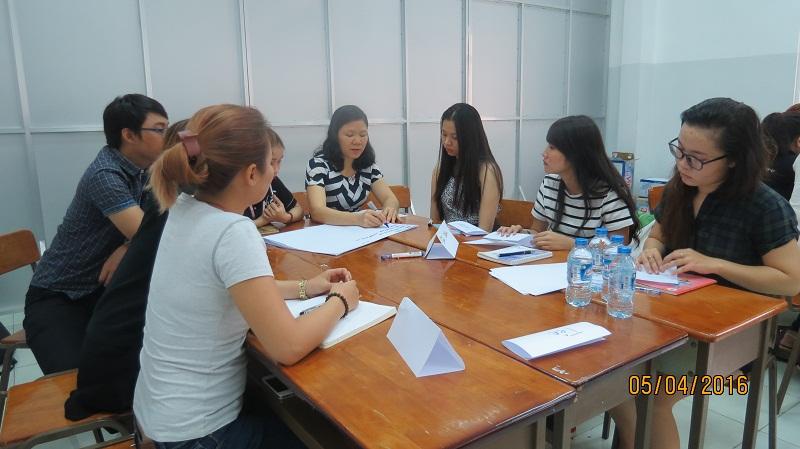 dao tao ban hang cong ty an nam 6 Đào Tạo Kỹ năng bán hàng và chăm sóc khách hàng chuyên nghiệp Cho Công Ty Hồng An và Mỹ Phẩm Hàn Quốc