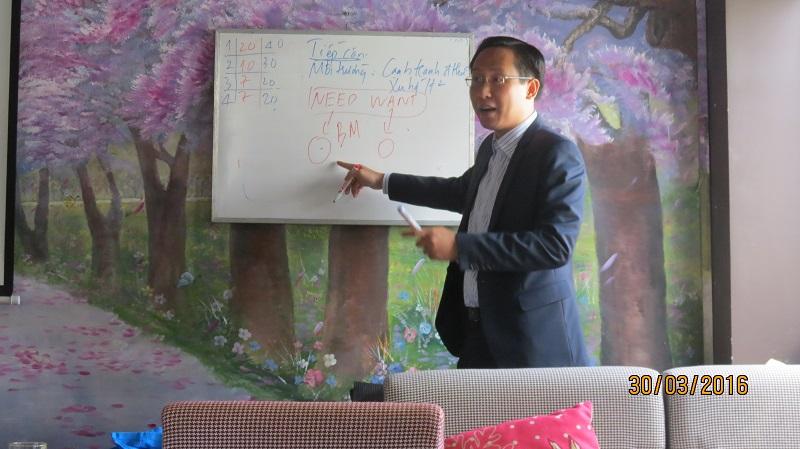 dao tao cong ty vinh phat nha trang 3 Đào tạo kỹ năng Phát Huy Tiềm Năng   Gắn Kết Đội Ngũ cho Công Ty Vĩnh Phát