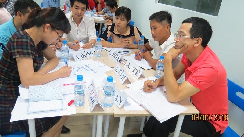 2 dao tao ban hang ha noi 09 05 16 Đào Tạo Public Lớp Bán Hàng Tại Hà Nội Khóa 09 05 2016