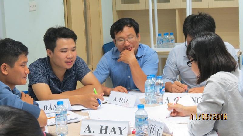 8 dao tao ban hang ha noi 09 05 16 Đào Tạo Public Lớp Bán Hàng Tại Hà Nội Khóa 09 05 2016