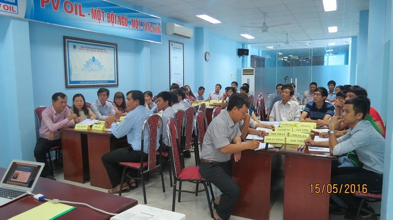 IMG 8030 Đào Tạo Kỹ Năng Giao Tiếp Cho Công ty PVI OIL Phú Yên